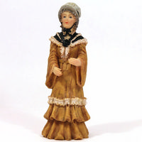Resin Lady Doll Figure