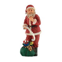Resin Father Christmas Figure