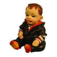 Baby Boy Doll Figure