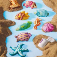 Fimo Moulds - Water World (Artist Quality)