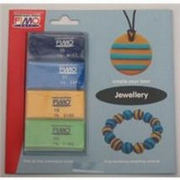 Fimo Step-by-Step Kit - Jewellery