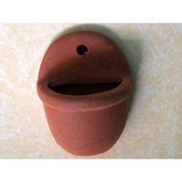 Terracotta Wall Planter 12th Scale