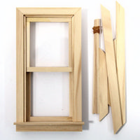 Opening Sash Window