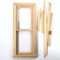 Tall Opening Sash Window