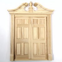 Double Entry Deerfield Door