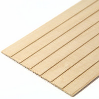 Dolls House Weatherboard Moulding - 1:12 Scale