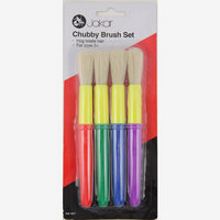Chubby Brush Set  x 4