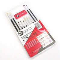 Artist Brush Set x 10