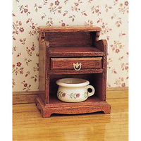 12th Scale Chippendale Night Stand Kit