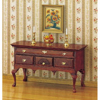 12th Scale Chippendale Sideboard Kit