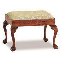 12th Scale Chippendale Bench / Stool Furniture Kit
