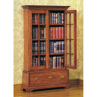 12th Scale Chippendale Bookcase Furniture Kit