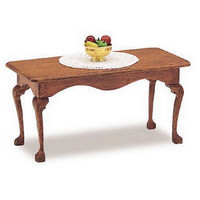 12th Scale Chippendale Sofa Table Furniture Kit