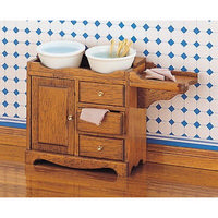 12th Scale Kitchen Dry Sink Furniture Kit