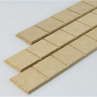MDF Roof Slate / Tile Strip - 1:12 scale