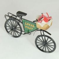 Butchers Bicycle - 1:12 scale