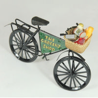 Grocers Bicycle - 1:12 scale