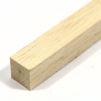 Obeche Strip 12.0mm x 12.0mm x 450mm