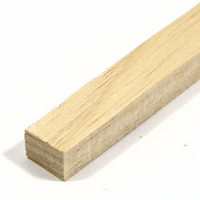 Obeche Strip 12.0mm x 9.0mm x 450mm