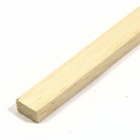 Obeche Strip 9.0mm x 5.0mm x 450mm