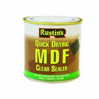 Rustins Clear MDF Sealer, Primer 250ml