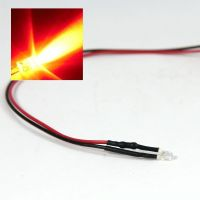 LED Light - Red Light - 12V - 3mm