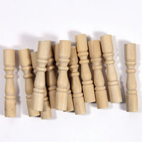 Pack of 12x Veranda Spindles
