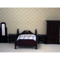 24th scale Bedroom Furniture Set