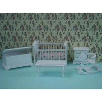 24th scale Nursery Furniture Set