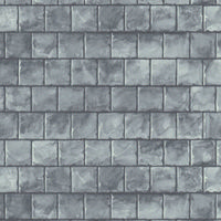 Empire Slate Dolls House Roof Sheet - 1:24 Scale