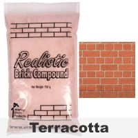 Realistic Brick Compound - Terracotta (NEW)