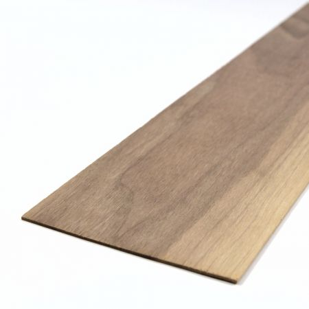 Walnut Sheet 450mm x 100mm x 1.5mm