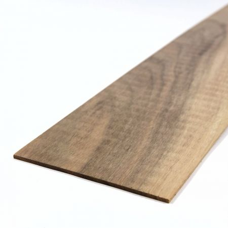 Walnut Sheet 450mm x 100mm x 2.5mm