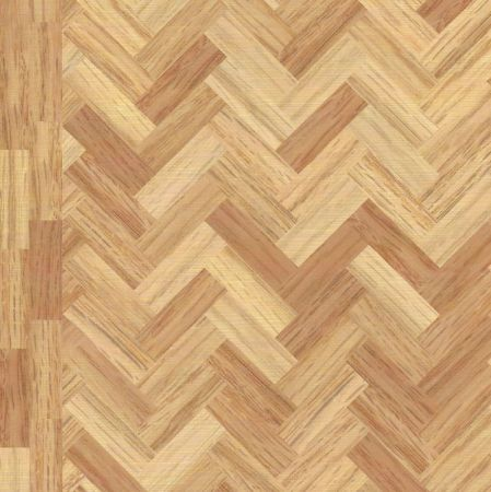 Polished Parquet Flooring Effect Sheet