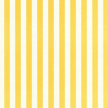 Wide Stripe Dolls House Wallpaper Yellow Wp1042